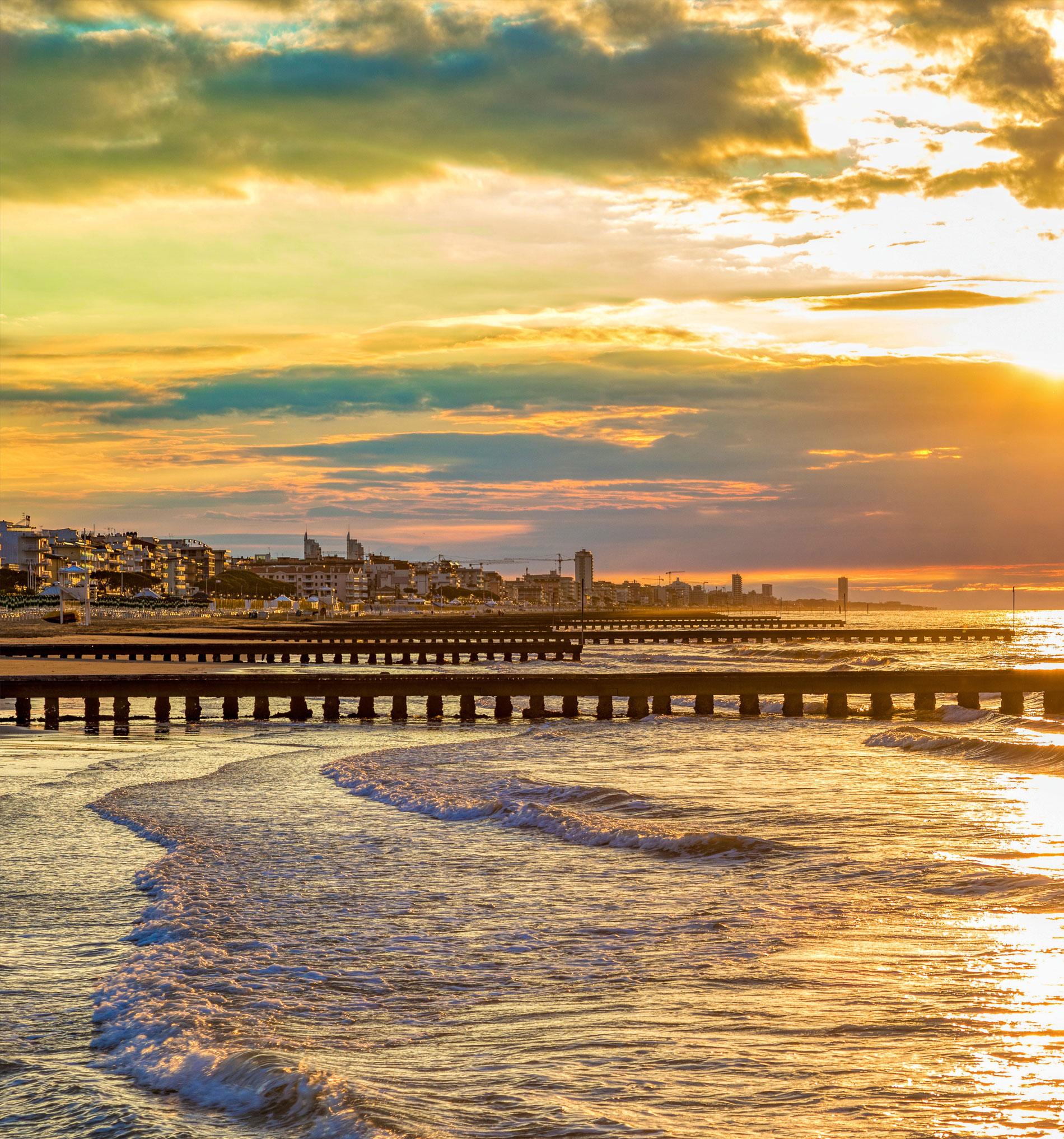 Jesolo Lido Spiaggia